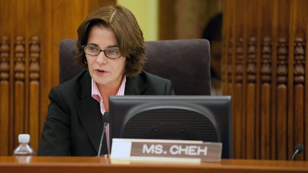 Mary Cheh (D-Ward 3) chairs the D.C. Council's Committee on Transportation and the Environment.