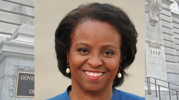 The field for D.C. Mayor now includes its first candidate outside the D.C. Council.