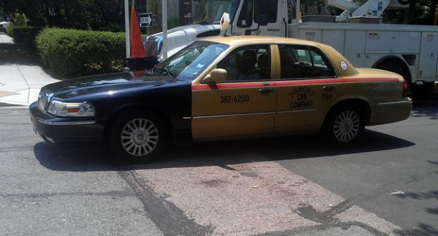 A proposal before the D.C. Council would also require a uniform color for licensed cabs in the District.