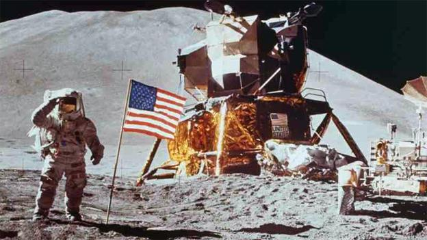 The park would include all areas of the moon where astronauts touched the lunar surface during the Apollo missions.