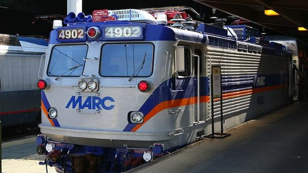 The MARC Brunswick Line schedule change is effective July 16, 2012.