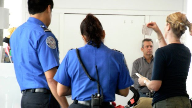 TSA ticket checkers are being reminded that D.C. licenses are indeed an acceptable kind of identification.