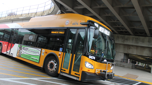 Eleven Fairfax Connector routes currently serving West Falls Church will head to the Silver Line instead.