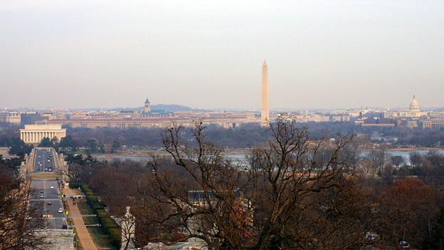 The D.C. skyline could look different if height restrictions are relaxed.