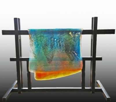 Hot Glass in the City features a wide array of glass artwork.