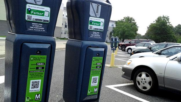Do you have a Smartphone? Are you tired of worrying about carrying lose change to park at the Ft. Totten and Rockville Metro lots? A mobile alternative has arrived.