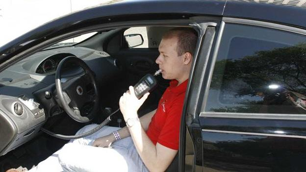 Ignition interlock devices measure a person's blood alcohol content before they are allowed to operate a vehicle.