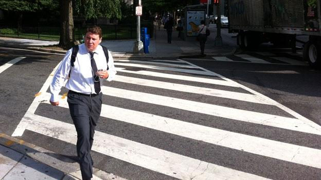 There were 116 pedestrian accidents nationwide involving people wearing headphones in the past six years, according to a new study.