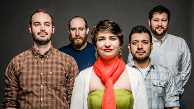 The members of D.C. band Elena & Los Fulanos met in the Columbia Heights and Mt. Pleasant neighborhoods. They've been making music ever since.