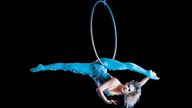Amaluna is the first Cirque du Soleil production to feature a cast that's 70 percent female.