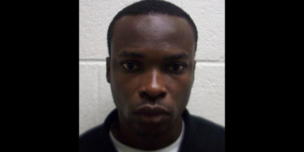 Charles Amofa, 25, confessed to assaulting a six-year-old girl on Monday as well as another girl on July 9.