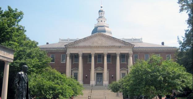 Maryland lawmakers are still working on the state's gambling expansion bill.