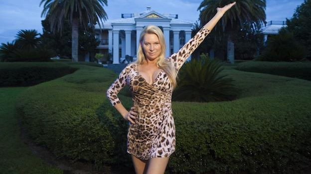 The Queen of Versailles is the somewhat rarer rags to riches to rags story.