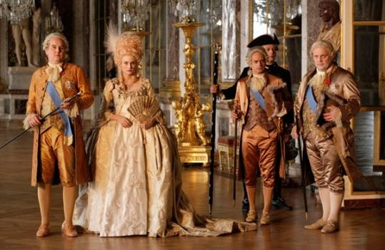Marie Antoinette is back on the big screen.