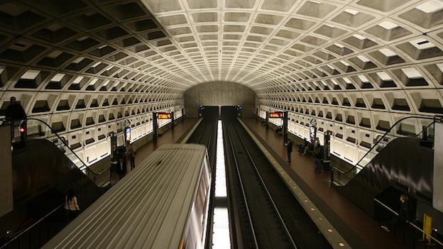 The accident that claimed the life of a Metro contractor happen in a tunnel between Union Station and Judiciary Square.
