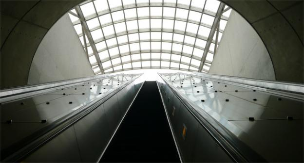 Red Line stations from Shady Grove to Medical Center, pictured, could close for as long as six weeks.