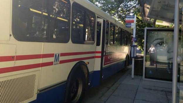 Metro is augmenting bus service on the notoriously crowded 16th Street bus lines in Northwest.