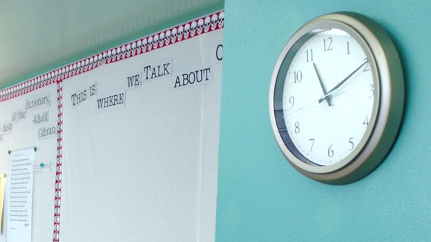 Most D.C. schools end at 3:15 p.m., but some will be going for an additional hour this year.