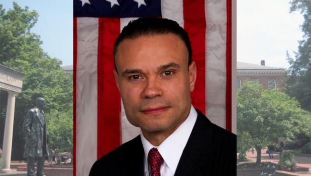 Candidate Dan Bongino is considered a longshot to unseat incumbent Ben Cardin.