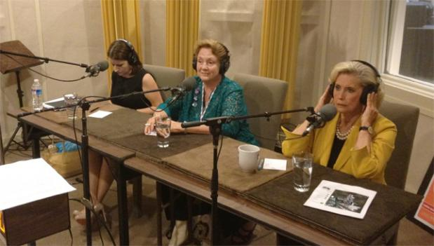 Christina Bellantoni , Politics Editor for PBS News Hour, Cynthia Neff, Virginia Del. to the Democratic National Convention, and Lilly Ledbetter, pay equity activist, spoke about the gender gap on the Kojo Nnamdi Show.