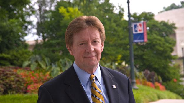 American University President Neil Kerwin