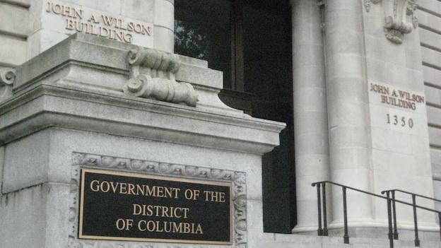 The Wilson Building in Washington, D.C.