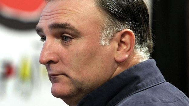 In this Oct. 13, 2010 file photo, Spanish chef Jose Andres takes part in a news conference in New York. Top-rated chefs from Washington and across the nation are joining a new effort at the U.S. State Department to increasingly use food as a tool for diplomacy at home and abroad.