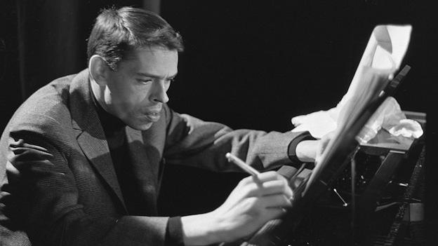 Belgian singer-songwriter Jacques Brel is alive and well in Alexandria.