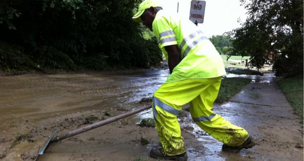 The U.S. Department of Transportation is giving Virginia more than $2 million to help offset flood damage caused by Hurricane Irene and Tropical Storm Lee.