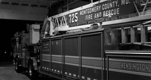 A 10-year-old boy was critically injured Monday morning after faulty wiring for an electric dryer ignited a blaze in his Rockville home.