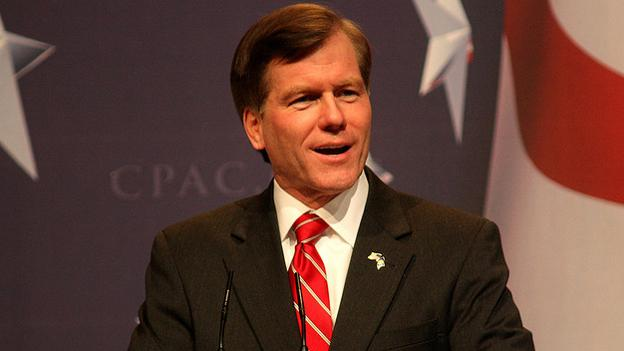 Virginia Governor Bob McDonnell is currently enjoying a 61 percent approval rating, according to a Quinnipiac University poll released this week.