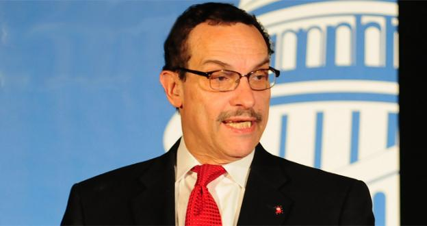 Mayor Vince Gray said in his State of the District speech for 2012 that he wants D.C. to be the technology destination city of the East Coast.