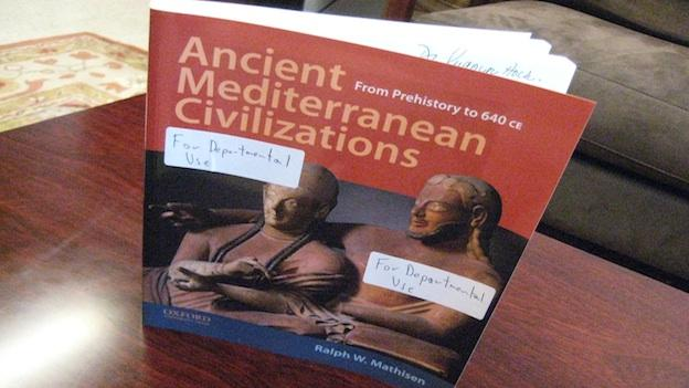 Howard University's academic renewal has led the Department of Classics to change its focus, and name, to Ancient Mediterranean Studies.