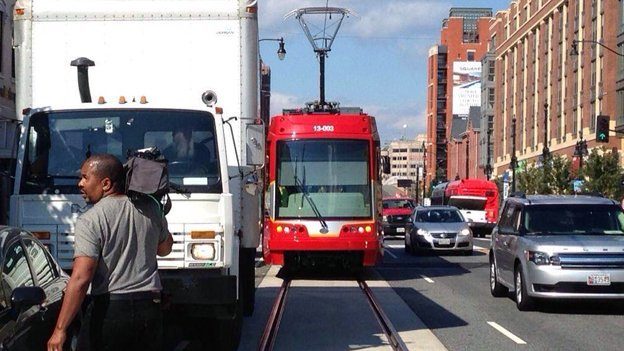 """Launching the streetcar next week has been """"taken off the table,"""" says a source with knowledge of project planning."""
