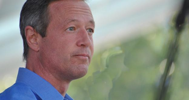 Gov. Martin O'Malley dismissed the implications of the Wisc. recall election.