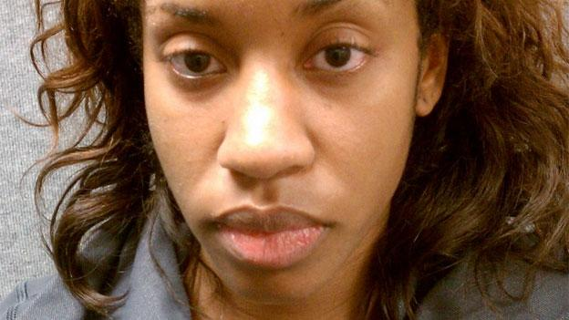 Brittany Norwood is accused of killing her coworker, Jayna Murray, at the Bethesda yoga store where they both worked.