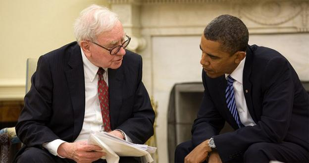 "One part of the president's deficit-reduction plan, the ""Buffett Rule,"" is named after billionaire Warren Buffett, who suggested that high-income earners like him should pay more in taxes."