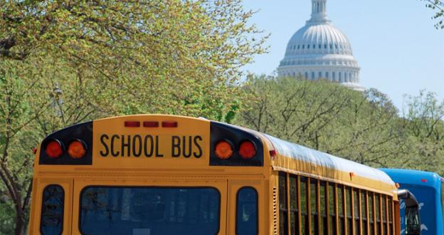 D.C. Public Schools showed gains on standardized tests in reading after two years of decline.