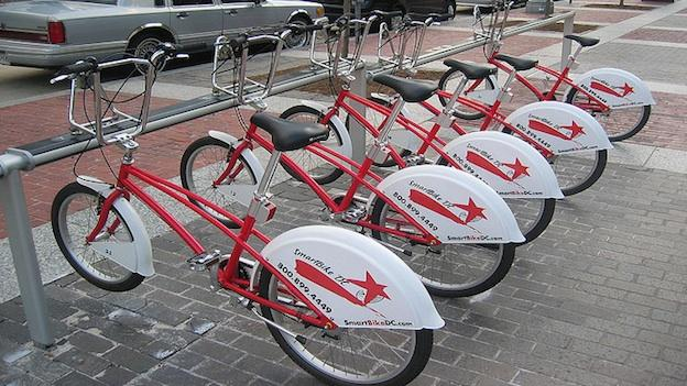From green energy to Capital Bikeshare, D.C. officials say the District is one of the greenest cities in the country.