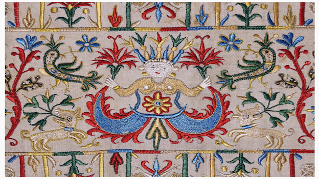 Find out who planted the seed of Ottoman art's floral revolution at the Textile Museum.