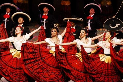 Ballet Folklorico de Mexico traces the history of Mexican dance Sunday in Manassas.