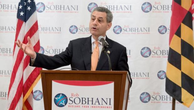 After generating significant numbers in a recent poll, Independent Rob Sobhani says he should be included in debates.