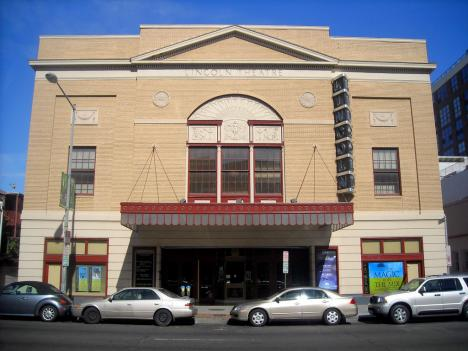 The historic Lincoln Theatre at 1215 U Street NW, which long served D.C.'s African American community, may have to close its doors this year due to a lack of funding.