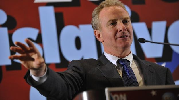 Maryland Rep. Chris Van Hollen speaks at the 2010 legislative conference.