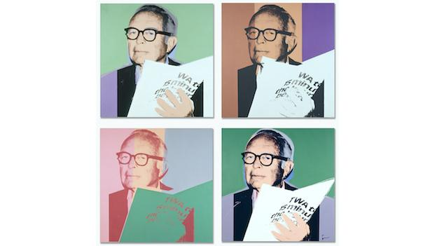 """This fall, the National Gallery of Art is hosting its first one-man Warhol show, """"Warhol: Headlines."""""""
