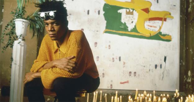 Jean-Michel Basquiat: The Radiant Child screens Saturday at the National Gallery of Art.