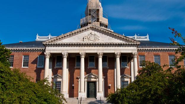The Maryland Senate advanced the early voting and offshore wind bills.