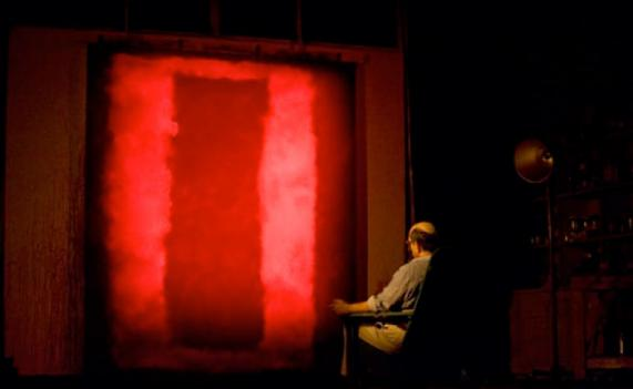 Marc Rothko has issues in Red at Arena Stage.