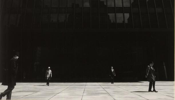 Harry Callahan's work is celebrated at the National Gallery of Art.