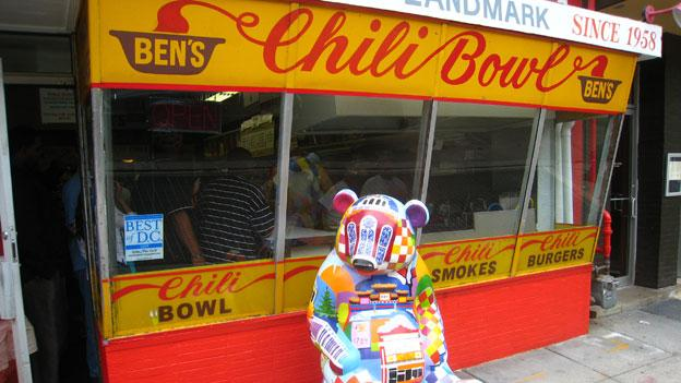 Ben's Chili Bowl on U Street NW will be closed for several days to make repairs to the restaurant's plumbing system.